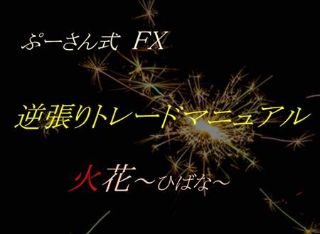 pu1 - ぷーさん式FX逆張りトレードマニュアル「火花」の検証と評価